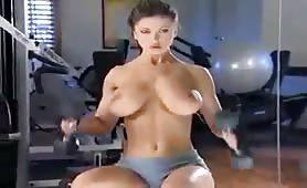 Gymnastik Porno