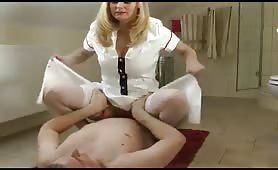 Sex mit der Krankenschwester