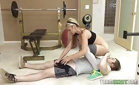 Sex beim Sport